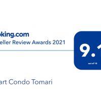 booking.com Traveller Review Awards_トラベラー・レビュー・アワード2021を受賞!
